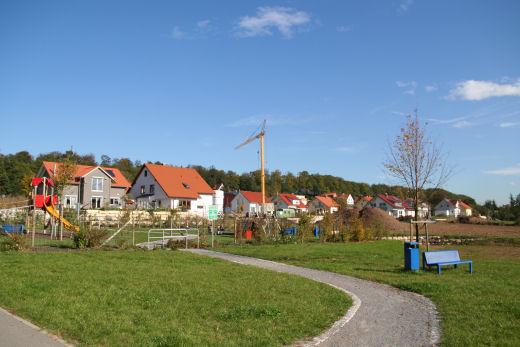 Baugebiet Wolfsberg I