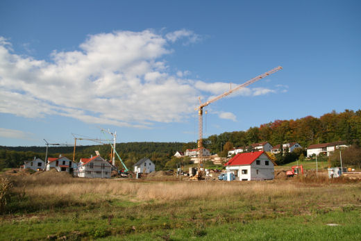 Baugebiet Wolfsberg II