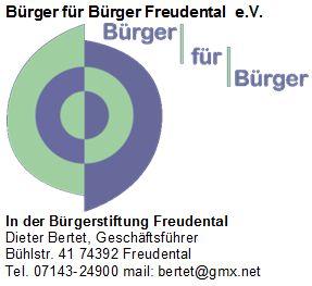 Logo Buerger fuer Buerger