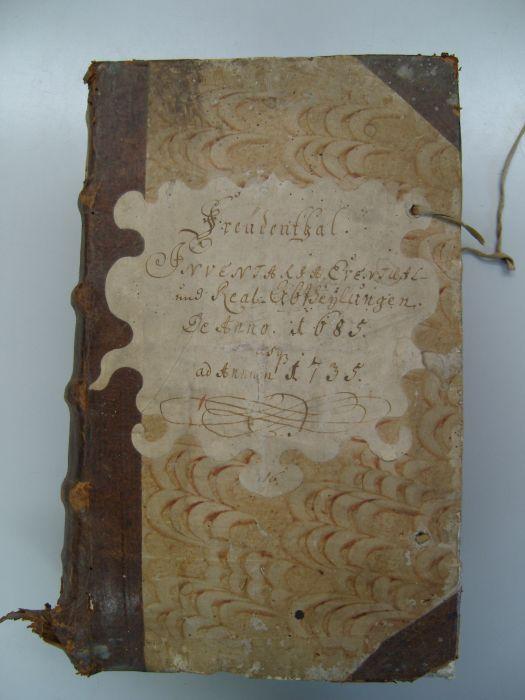 Inventar von 1685