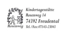 Logo Kita Rosenweg klein