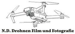 Logo N.D. Drohnen Film und Fotografie