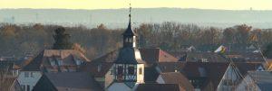 Slider Kirchturm mit Weitblick