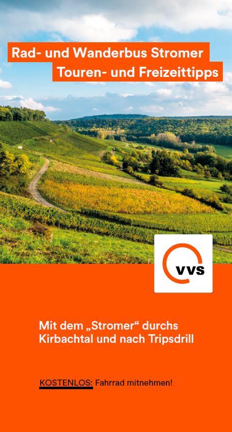 Foto Broschüre: Rad- und Wanderbus Stromer