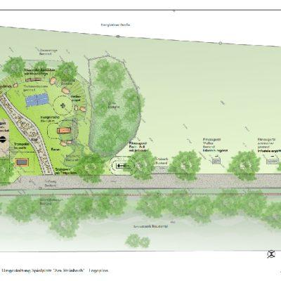 """Neugestaltung der Spielplätze """"Taubenstraße"""" und """"Am Grävenitzweg"""""""