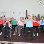 """Seniorengymnastik im Bürgerhaus """"Alte Kelter"""" geht weiter"""