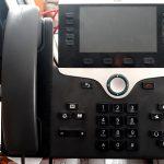 Einbau einer neuen Telefonanlage